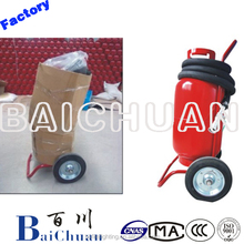 Cheap Production Line Wheeled 25KG Type Fire Extinguisher Fire Extinguisher Filling Manchine