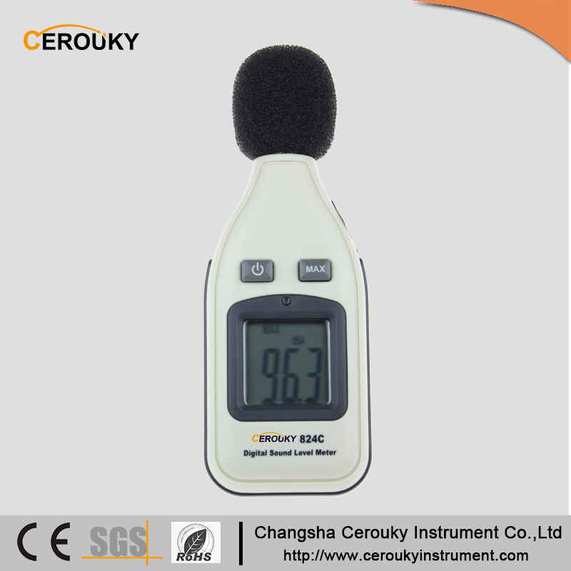 Noise level meter sound level meter