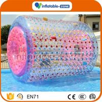 China wholesale glow water roller water wheel