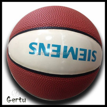 pvc leather fans signature smooth panel basketball