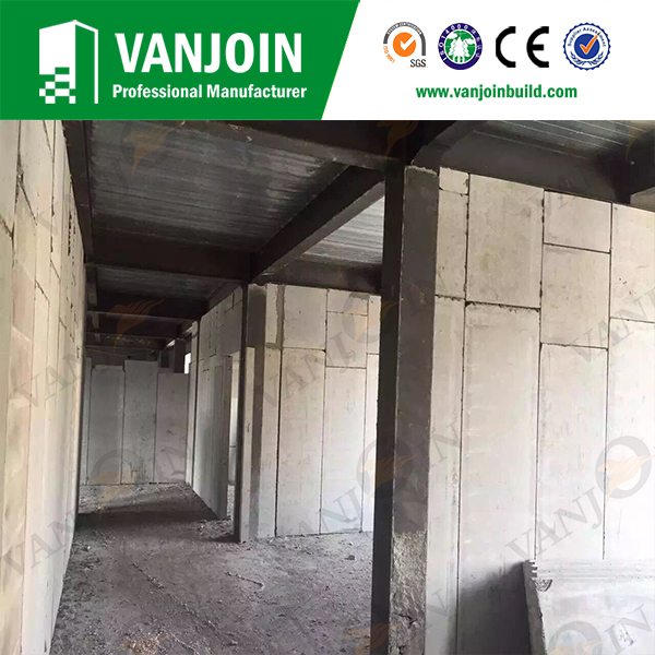 Vanjoin Building Material / Lightweight Insulated Concrete Panel