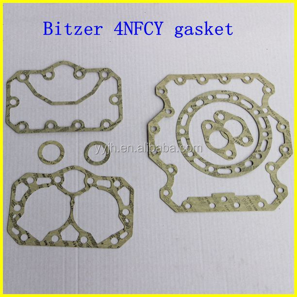 Bus air conditioner Bitzer 4NFCY Compressor Complete Gaskets Kit (374023-05 4N)