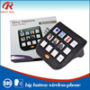 elder people big sos button mobile telephone cordless gsm fixed wireless phone