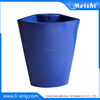 Stock one piece color pedestal wash basin types