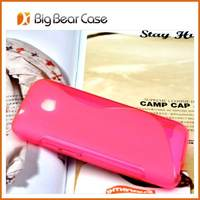 Hot selling soft case for htc desire 601