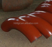 5D 90 DEGREE CARBON STEEL BEND,ASME B16.49 carbon steel bend,butt welded pipe fittings- hebei tianlong