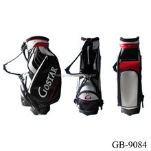 GBS-26 High Stander Leather Golf Cart Bag Manufacturer