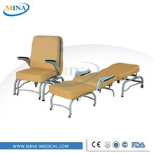 MINA-P5 Luxury 3 section manual transfusion chair medical used