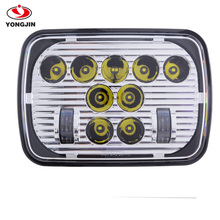 High Bright Truck 5x7 Inch Square LED Headlight