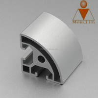 6061 T5 Alloy aluminium profile for bus component with good quality