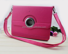 For apple ipad covers accessories, fashion leather case cover for ipad 2 /3/4