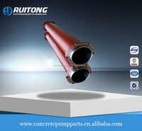 Best price concrete pump cylinder concrete pump parts Sany Zoomlion concrete machinery parts