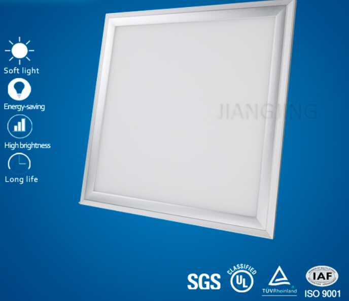 household decoration hall lighting 40W led panel light, ultra bright led panel UL 2ftx2ft 600x600 led panel light