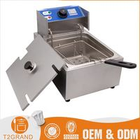 Hot Sales Cheap Prices Sales Oem Production Deep Fat Fryer For Fried Chicken