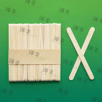 Wooden Ice Cream Sticks 114mm