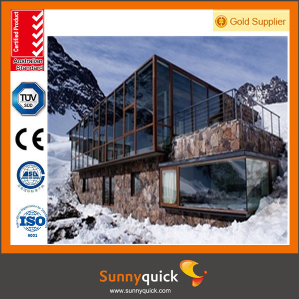 Made in China Hot Sale winter garden sun house with AS2047
