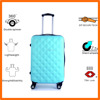 ABS 3 pcs set eminent cheap shopping trolley womens personal shopping trolleys primark luggage