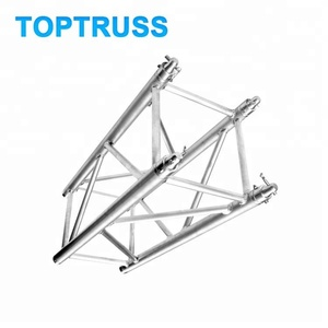 390mm Aluminum Stage Event Truss For Hanging Lights With TUV/CE/ISO9001 Certification