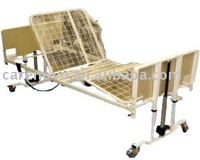 hot sale hospital furniture 4-fucntion electric home care beds