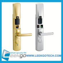 Wholesale fingerprint password keypad door lock