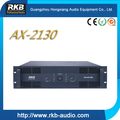 SWITCH AX-2130 2-channels Power amplifie