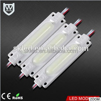 Factory direct sale 1.6w 6pcs 5730 led module CE rohs approval led injection led module for light box