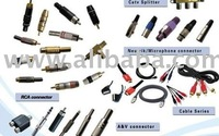 F,BNC,RCA,RF connector