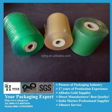 pvc self-adhesive clear plastic film for wires