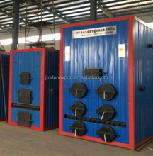 Oil/gas fired hot water boiler for poultryhouse/chicken house/greenhouse