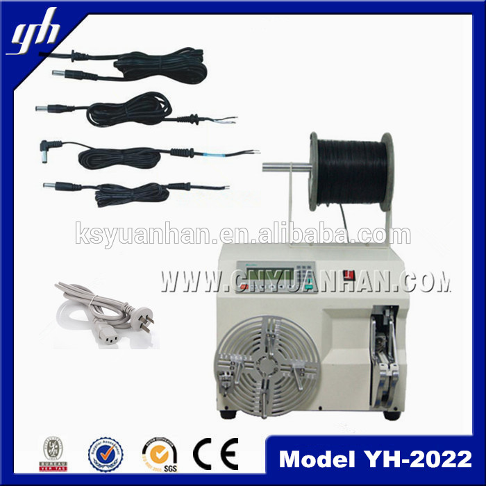 Wire Coil Winding Machine / Cable Making Equipment