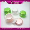 15g/30g/50g Cosmetic oval shape skincare arcylic lotion container face cream jar empty cream jar