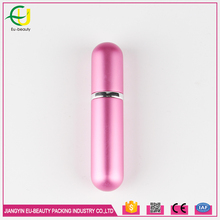 New Product mini travel aluminium perfume atomizer refillable