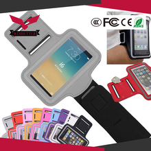 Sports Gym Jogging Running Armband Arm Holder Case For iPhone 4 5 6