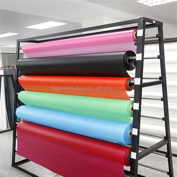 Eco friendly PEVA film for making book binder