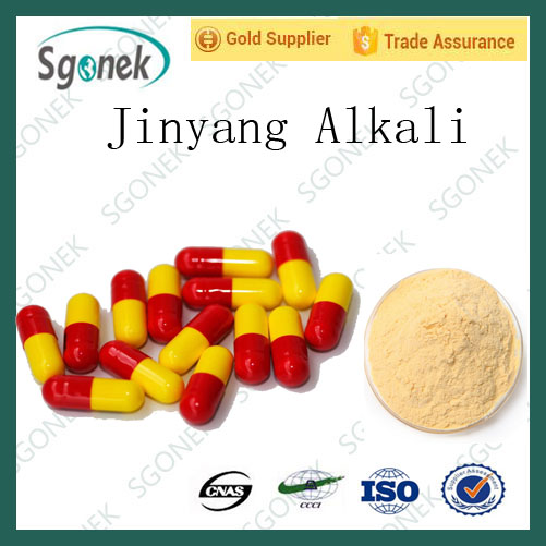 Factory supply 99.5% pharmaceuical natural sex powder Jinyang base /alkali