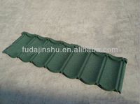 Supply stone coated steel roof tiles(manufacturer)