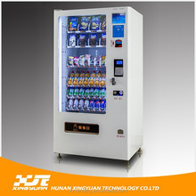 New style factory high quality drink vending machine snack vend machines