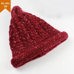OEM and ODM knitting patterns children beanie hats