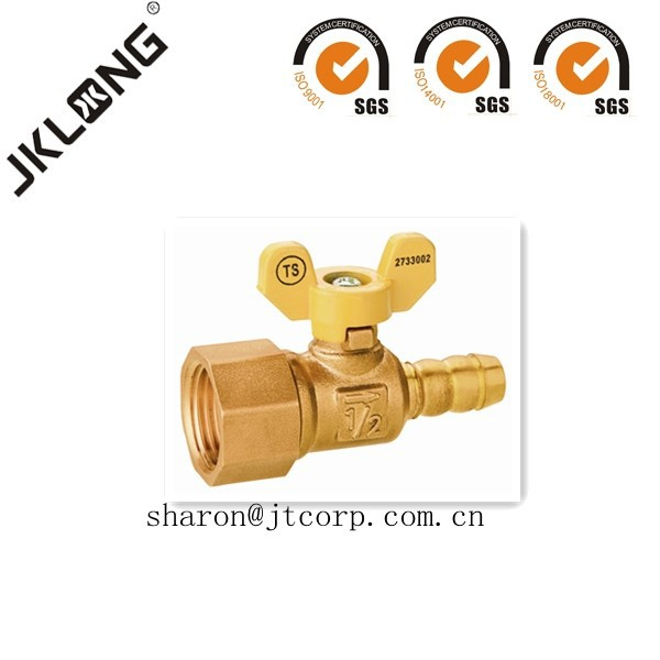 Forged Brass Gas Ball Valve