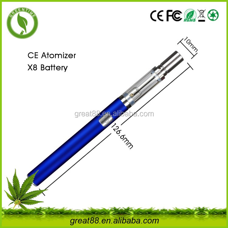 green time 2017 machinary electronic products 0.5ml 320mah.5 adjustable voltage ceramic coil