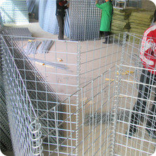 Safety Barriers Wire Mesh Welded Gabion Cage,Gabion Box Fence