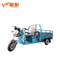 High speed tricycle from china differential rear axle electric vehicle tricycle