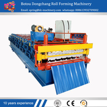 New design used roll forming machine ceramic tile making machine