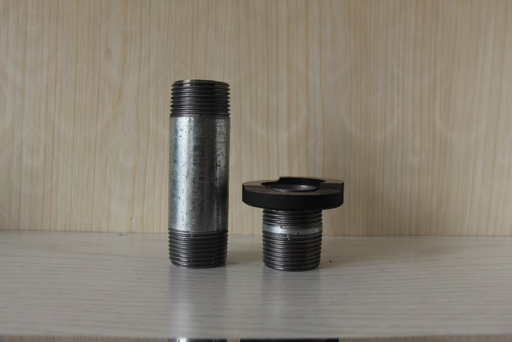 Good quality ASTM/ANSI Carbon Steel Pipe Nipple/stainless fittings/couplings factory direct sale low price