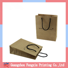 Fine Quick Delivery Exclusive Art Kraft Paper Shopping Bag
