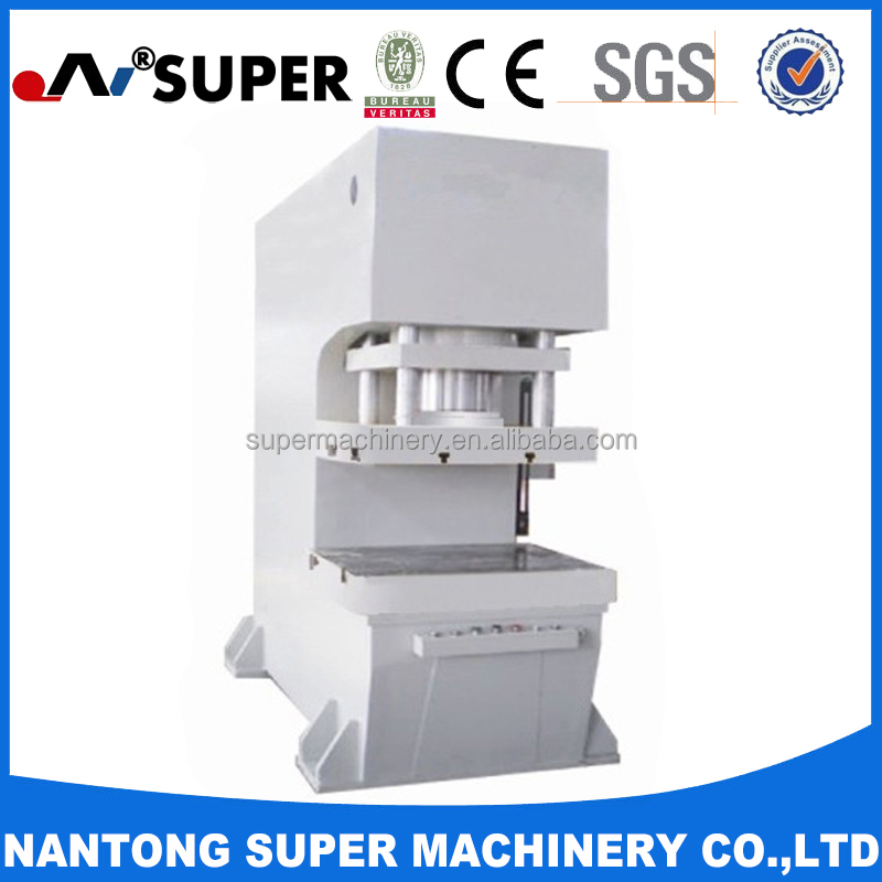 YST41-10 C Frame Hydraulic Press Machine With 10 Tons Pressure