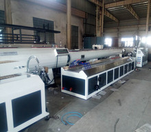 Plastic door board and window frame making machinery manufacturer
