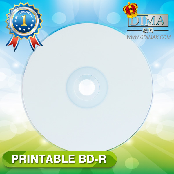 blu ray blank disc 50gb printable