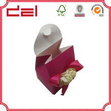 Wholesale cheap candy packaging paper gift box wedding