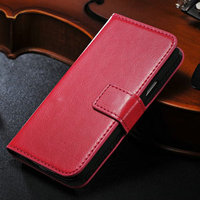 leather flip case for samsung galaxy s4 mini pu leather case for samsung galaxy s4 mini